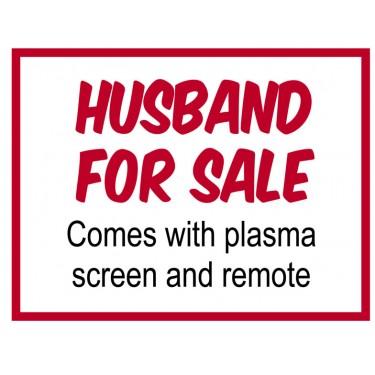Fridge Magnet 733 -  Husband for sale