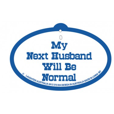 Hang Up 301 My next husband will be normal