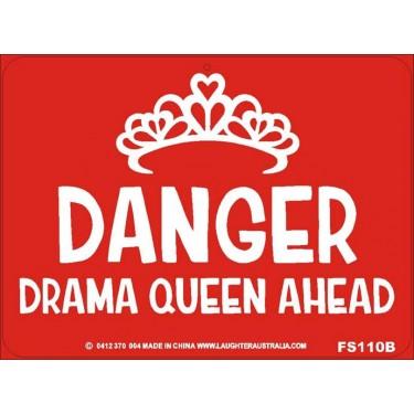 drama queen ahead