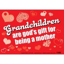 Fun Sign F116B - Grandchildren
