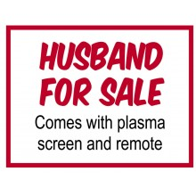 Fridge Magnet 733 -  Husband for sale