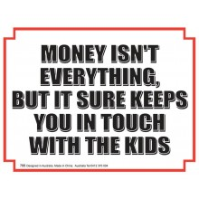 Fridge Magnet 766 - Money