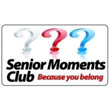 Pocket Card PC017 - Senior moments club