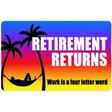 Pocket Card PC027 - Retirement Returns