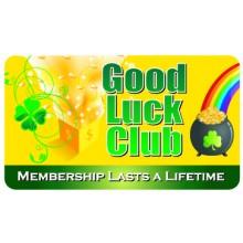 Pocket Card PC028 - Good Luck Club