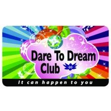 Pocket Card PC030 - Dare To Dream Club