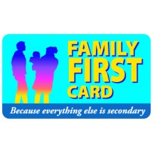 Pocket Card PC033 - Family First Card