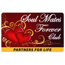 Pocket Card PC035 - Soul mates forever club