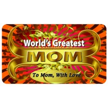 Pocket Card PC037 - Worlds greatest Mum