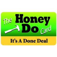 Pocket Card PC042 - The honey do card