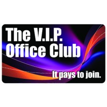Pocket Card PC045 - The VIP Office Club