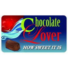 Pocket Card PC047 - Chocolate Lover