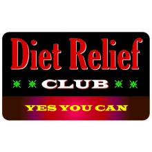 Pocket Card PC049 - Diet relief club