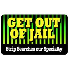 Pocket Card PC055 - Get out of jail
